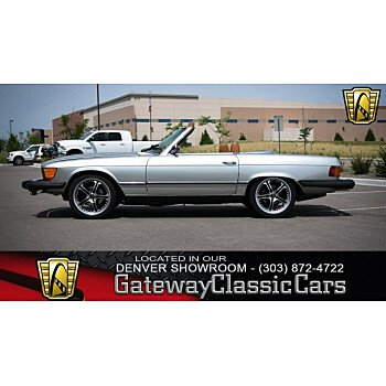1975 Mercedes-Benz 450SL for sale 101008534