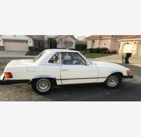 1975 Mercedes-Benz 450SL for sale 101304928
