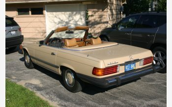 1975 Mercedes-Benz 450SL for sale 101352663