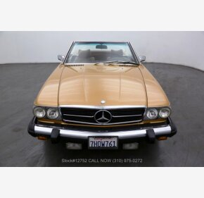1975 Mercedes-Benz 450SL for sale 101403593