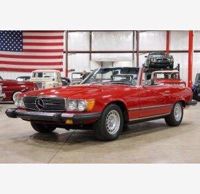 1975 Mercedes-Benz 450SL for sale 101440240