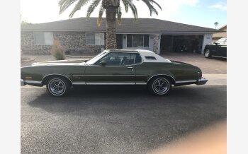 1975 Mercury Cougar XR7 for sale 101466695