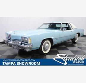 1975 Oldsmobile Toronado Brougham for sale 101343005