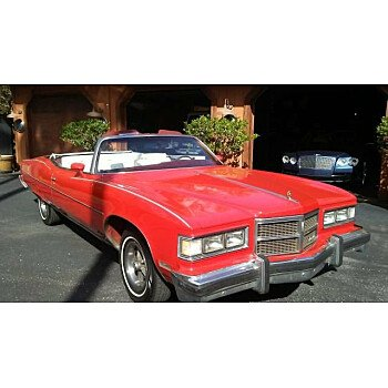 1975 Pontiac Grand Ville for sale 100960924