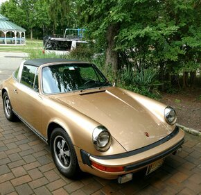 1975 Porsche 911 Targa for sale 101192832