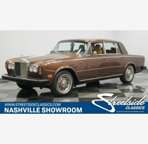 1975 Rolls-Royce Silver Shadow for sale 101314987