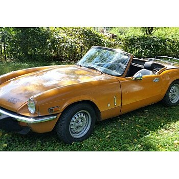 1975 Triumph Spitfire for sale 100911139