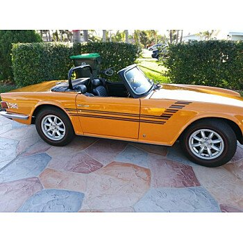 1975 Triumph TR6 for sale 100960139