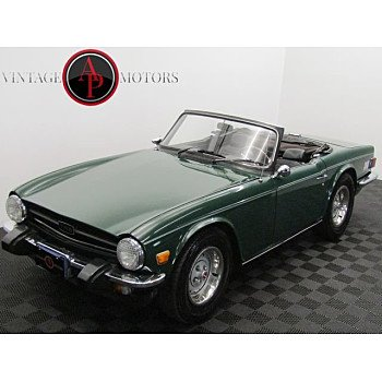 1975 Triumph TR6 for sale 101176908