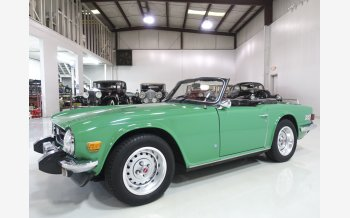 1975 Triumph TR6 for sale 101268387