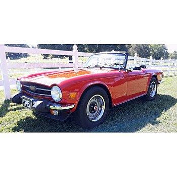 1975 Triumph TR6 for sale 101614728