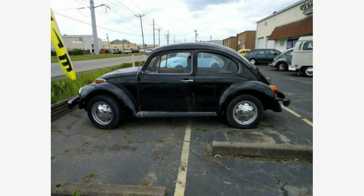 1975 Volkswagen Beetle for sale 100836636