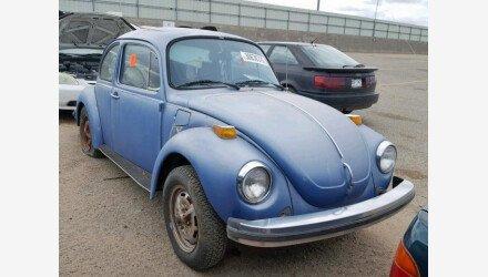 1975 Volkswagen Beetle for sale 101128246