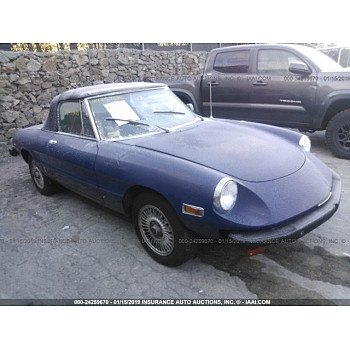 1976 Alfa Romeo Spider for sale 101102599