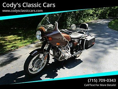 1976 BMW R60/6 for sale 200907835