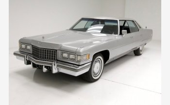 1976 Cadillac De Ville for sale 101066845