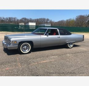 1976 Cadillac De Ville for sale 101130201