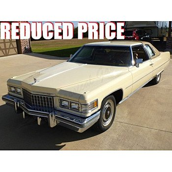 1976 Cadillac De Ville for sale 101226375