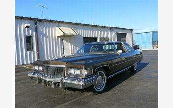 1976 Cadillac De Ville for sale 101270087