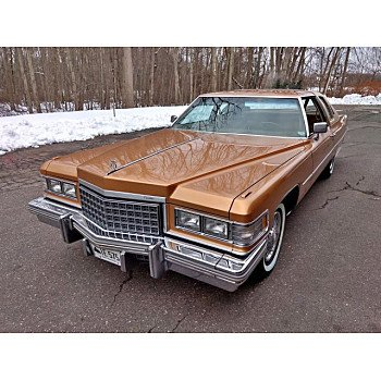 1976 Cadillac De Ville for sale 101299823