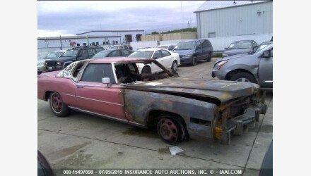 1976 Cadillac Eldorado for sale 101016678