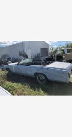 1976 Cadillac Eldorado for sale 101069127