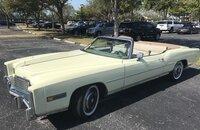1976 Cadillac Eldorado Convertible for sale 101090240