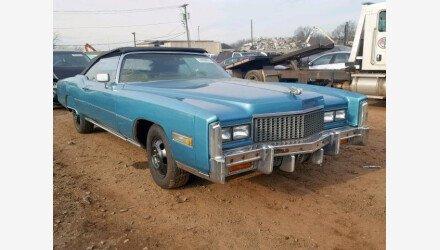 1976 Cadillac Eldorado for sale 101096074