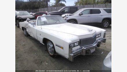 1976 Cadillac Eldorado for sale 101102421