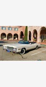 1976 Cadillac Eldorado Convertible for sale 101106312