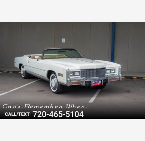 1976 Cadillac Eldorado for sale 101139254