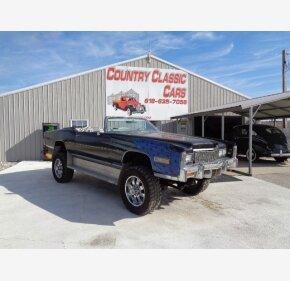 1976 Cadillac Eldorado for sale 101141117