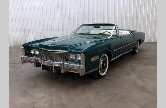 1976 Cadillac Eldorado for sale 101270349