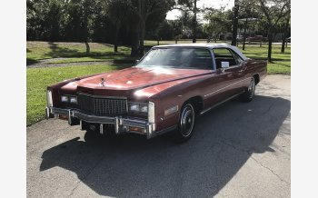 1976 Cadillac Eldorado Convertible for sale 101285164