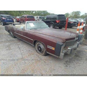 1976 Cadillac Eldorado for sale 101321071