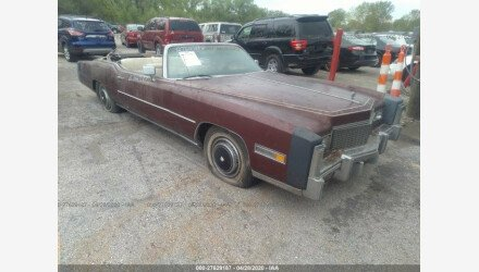 1976 Cadillac Eldorado for sale 101321071