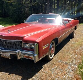 1976 Cadillac Eldorado Convertible for sale 101345629