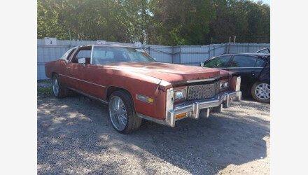 1976 Cadillac Eldorado for sale 101347635