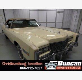 1976 Cadillac Eldorado for sale 101362811