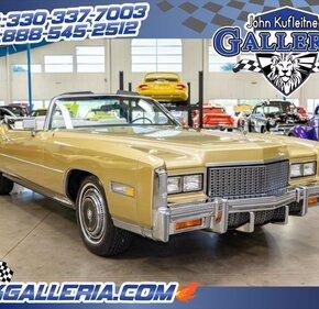 1976 Cadillac Eldorado for sale 101370998