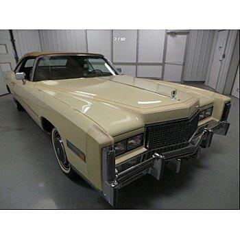 1976 Cadillac Eldorado for sale 101391253