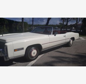 1976 Cadillac Eldorado Convertible for sale 101406491