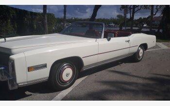 1976 Cadillac Eldorado Convertible for sale 101406491