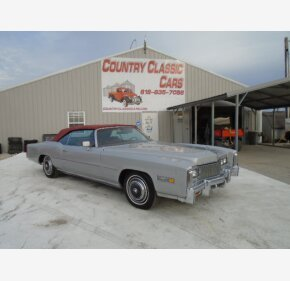 1976 Cadillac Eldorado for sale 101426964