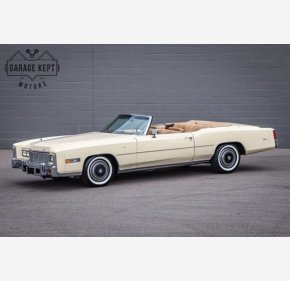 1976 Cadillac Eldorado for sale 101428246