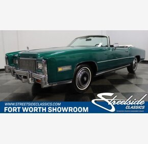 1976 Cadillac Eldorado Convertible for sale 101431455
