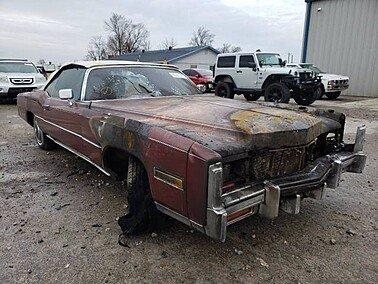 1976 Cadillac Eldorado for sale 101441308