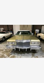 1976 Cadillac Fleetwood for sale 101318126