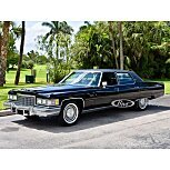1976 Cadillac Fleetwood for sale 101616491