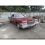 1976 Cadillac Fleetwood for sale 101622251